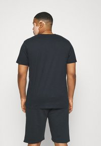 Shine Original - REPEAT - Print T-shirt - navy - 2
