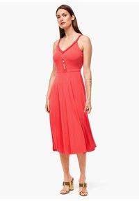 s.Oliver BLACK LABEL - Maxi dress - popsicle pink - 1