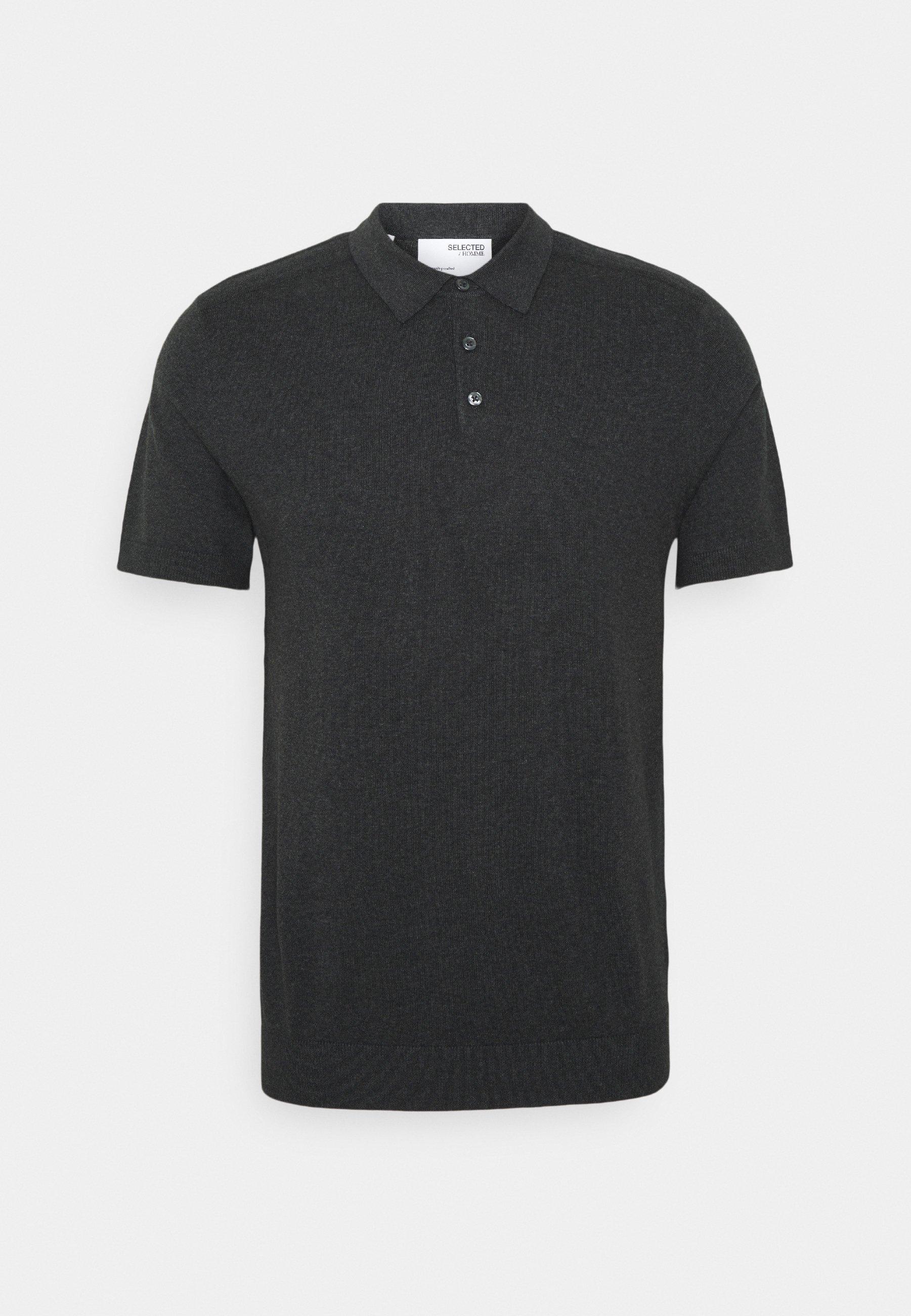 Men SLHBERG - Polo shirt