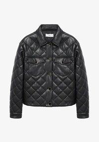 Mango - RECOCO - Winter jacket - noir - 7