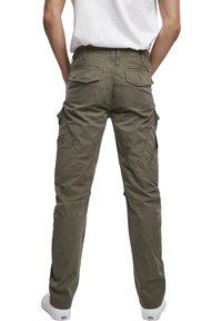 Brandit - ACCESSOIRES ADVEN  - Cargo trousers - olive - 1