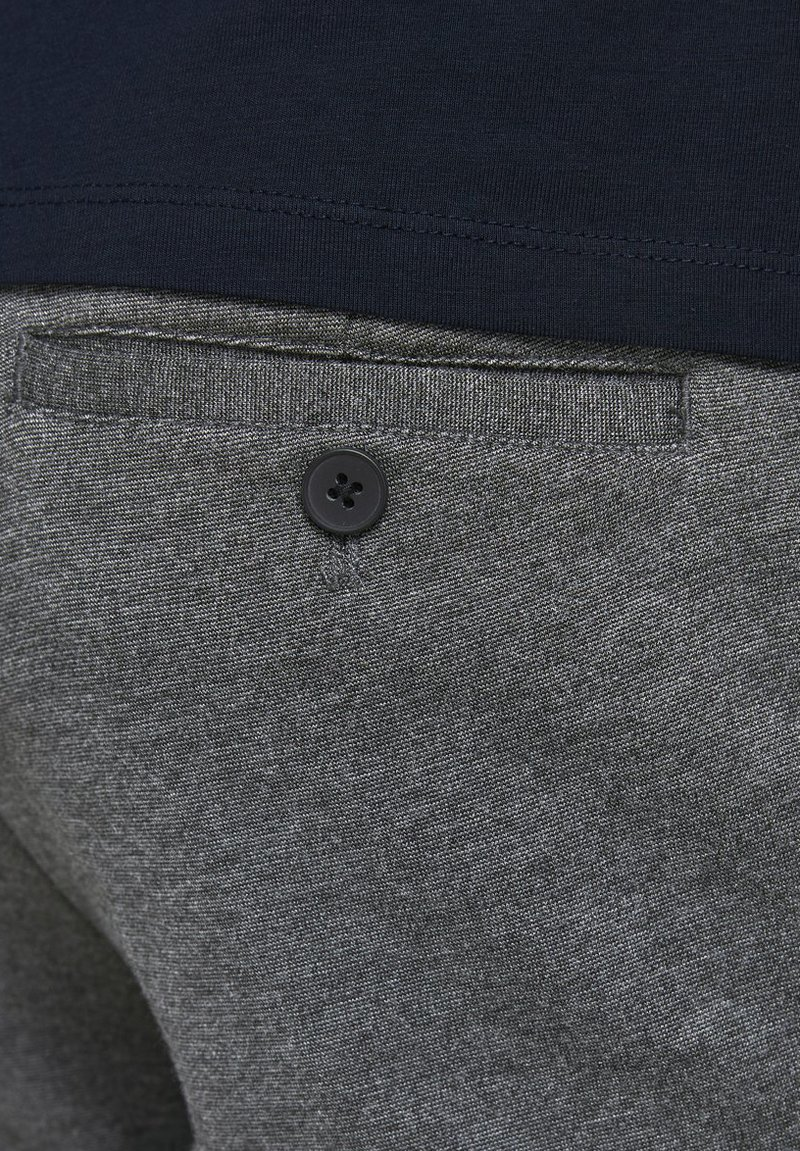 Produkt Chino - grey melange/grau TJXMcQ