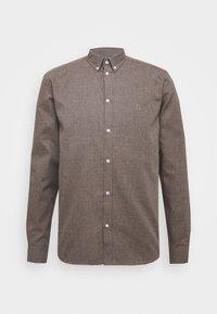 Les Deux - DESERT - Shirt - brown melange - 3