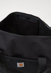 Carhartt WIP - WRIGHT DUFFLE BAG - Sports bag - black - 2