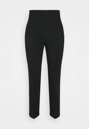 BEA PANTALONE - Trousers - black