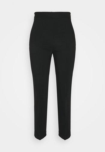 BEA PANTALONE - Kalhoty - black
