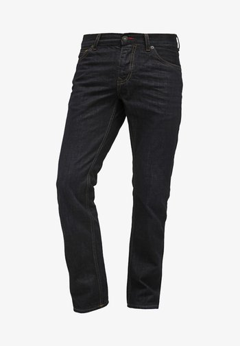 MERCER - Džíny Straight Fit - vintage blue