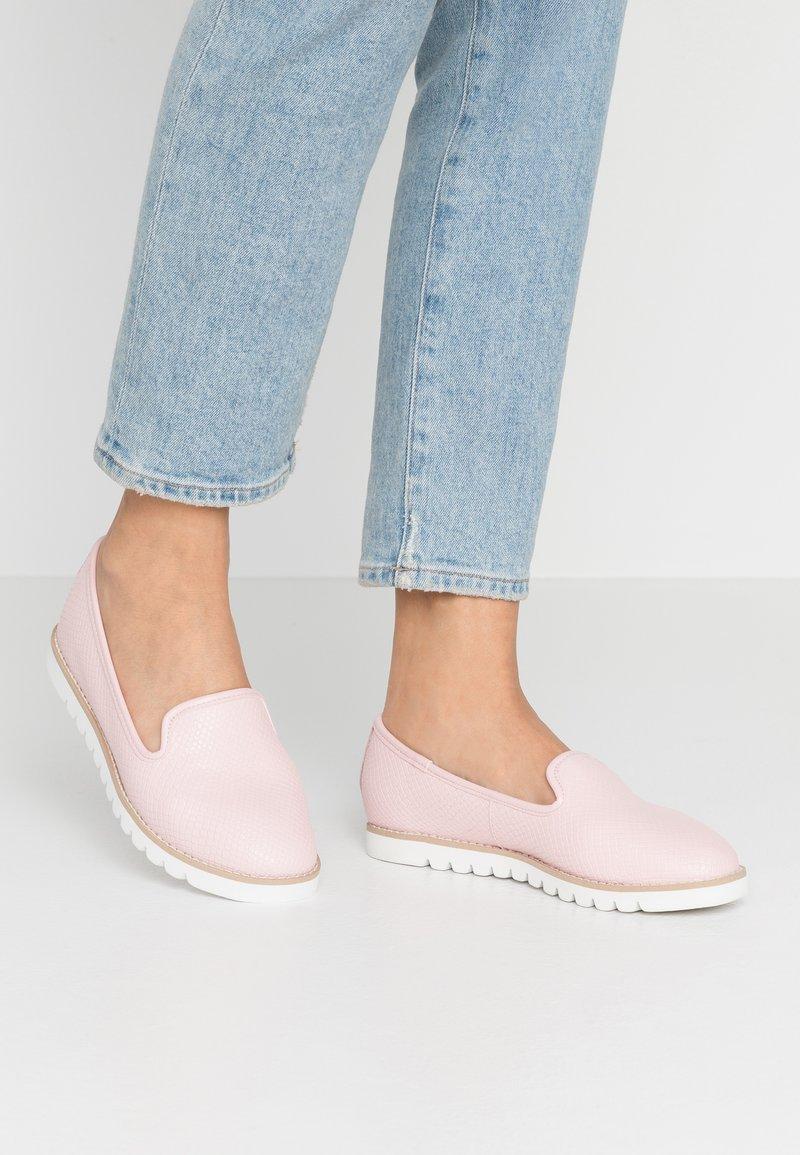 Dune London - GALLEON - Loaferit/pistokkaat - pink