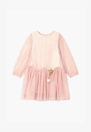 Koktejlové šaty/ šaty na párty - pinkpale