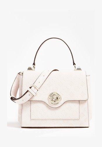 DAYANE LOGO PEONY - Handbag - hellrose