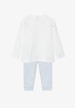 LUCIA SET - Pyjama - himmelblau