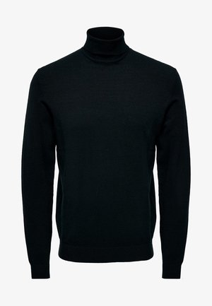 ONSMIKKEL SOFT HIGH NECK - Svetr - black
