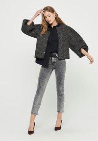 ONLY - Light jacket - black - 1