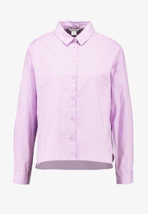 YANDRA - Hemdbluse - purple