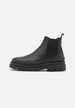 CPH735  - Platform ankle boots - black