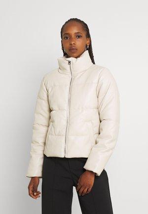 JDYTRIXIE JACKET  - Winter jacket - almond milk