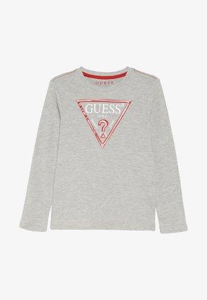 TODDLER CORE - Camiseta de manga larga - light heather grey