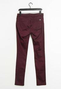 Esprit - Trousers - purple - 1