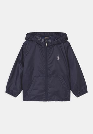 PACKABLE OUTERWEAR - Light jacket - french navy