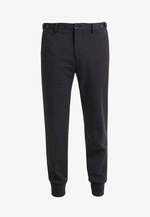 GIORGIO - Trousers - black