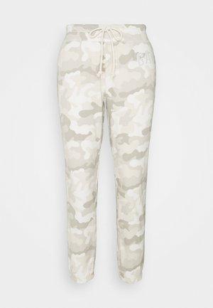 FASH - Pantalones deportivos - beige