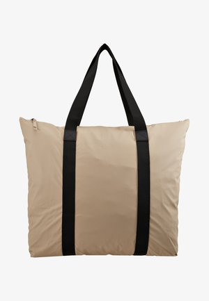 Bolso shopping - beige