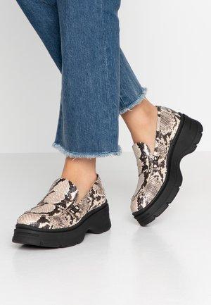 Nazouvací boty - ingrid roccia