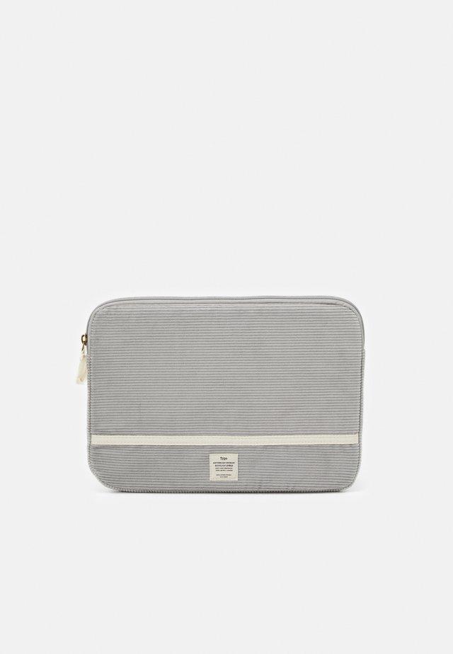 13 INCH LAPTOP CASE UNISEX - Laptoptas - cool grey