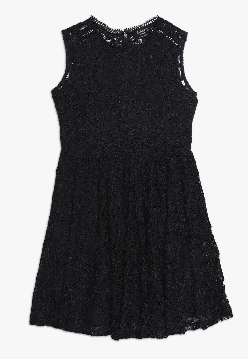 Bardot Junior - SOPHIA DRESS - Koktejlové šaty/ šaty na párty - navy