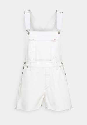 DUNGAREE - Jumpsuit - white