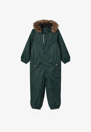 Snowsuit - darkest spruce