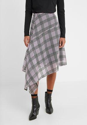 TOLMEZZO - A-line skirt - cool lavender