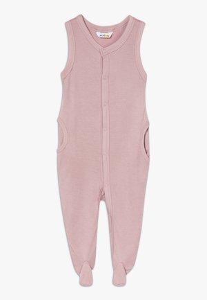 ROMPER FOOT - Pyžamo - altes rosa