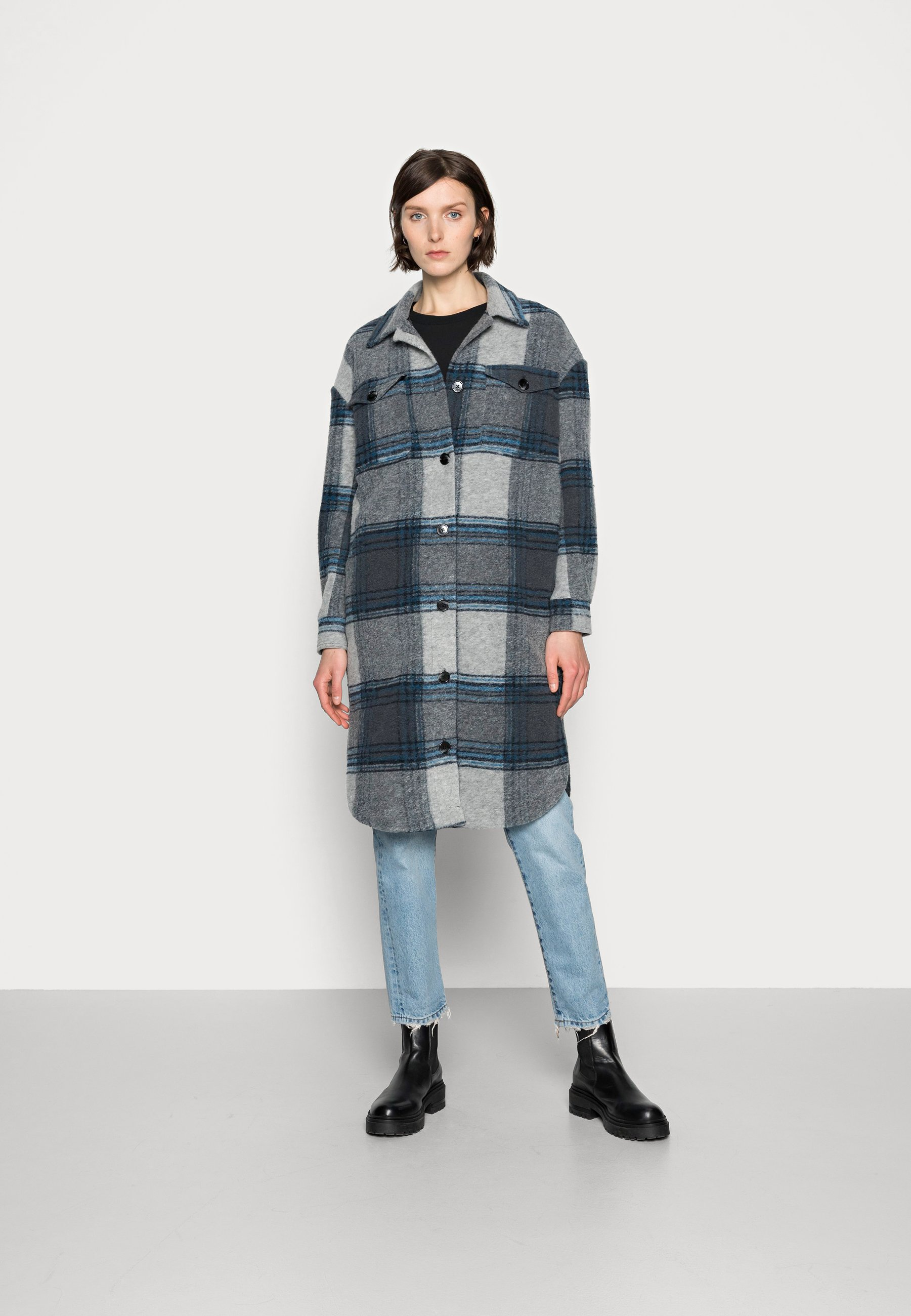 Women HELENA JACKET - Classic coat