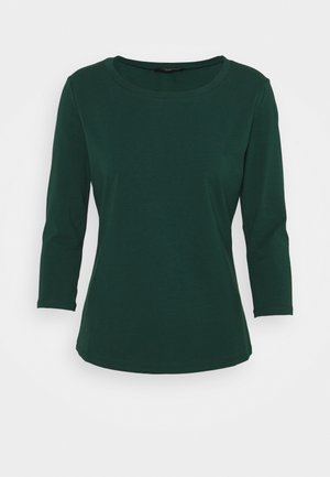MULTIA - Long sleeved top - dunkelgruen