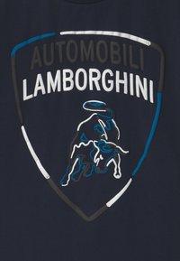 Automobili Lamborghini Kidswear - SHIELD - T-shirt print - blue hera - 2