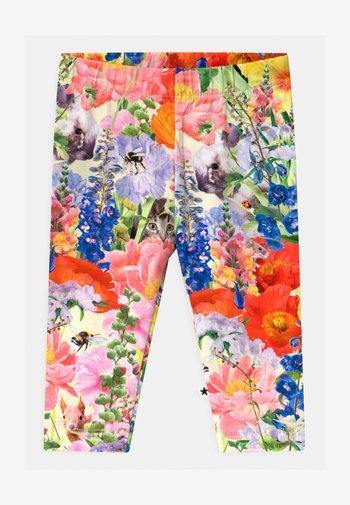 STEFANIE - Leggings - Trousers - multi-coloured