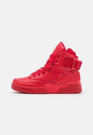 33 CROC - Höga sneakers - red