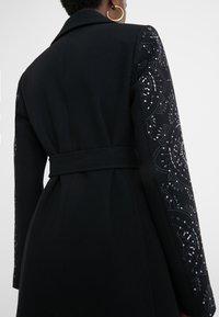 Desigual - Winter jacket - black - 5