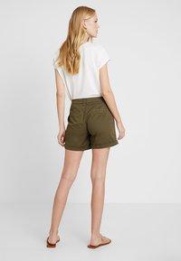 Anna Field - Shorts - olive - 2