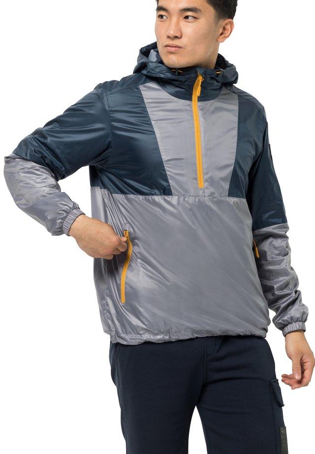 Hardshell jacket - dark sky
