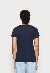 GAP - CREW - T-shirt basic - navy uniform - 2