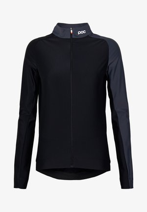 ESSENTIAL ROAD MID - Training jacket - uranium black/sylvanite grey