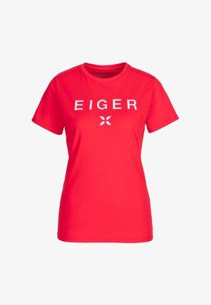 T-shirt con stampa - azalea prt1