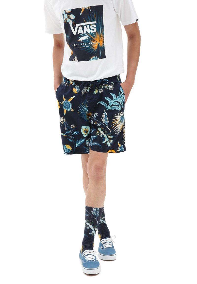 Vans - MN RANGE SHORT 18 - Shorts - califas