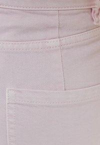 Bershka - Fließende - Flared Jeans - pink - 5