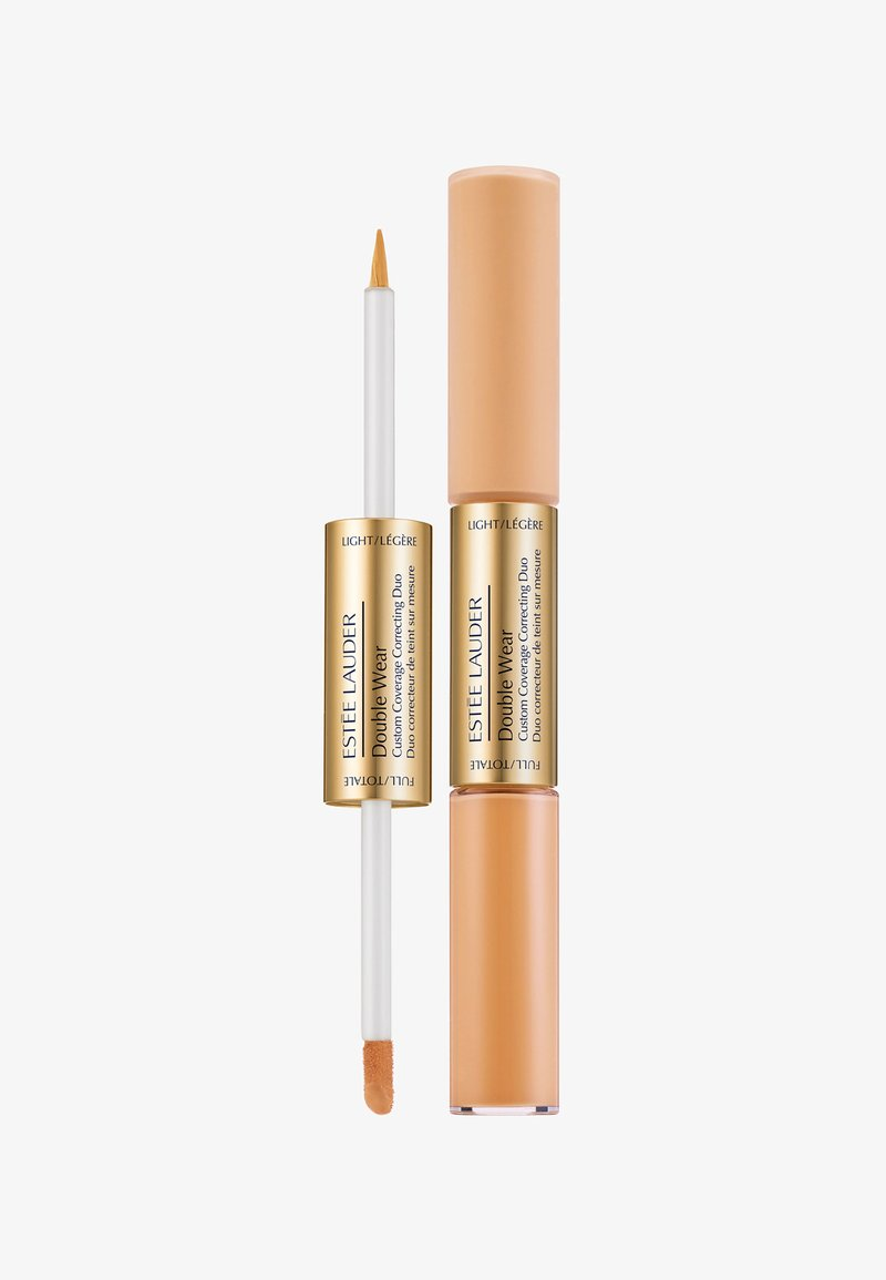 Estée Lauder - DOUBLE WEAR COLOR CORRECTING DUO 10ML - Concealer - tangerine