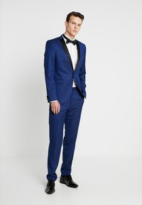 Shelby & Sons - COFTON TUX SUIT - Puku - navy - 1