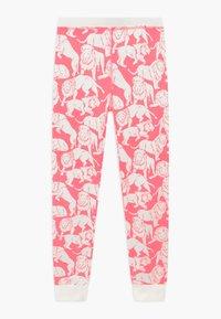 J.CREW - SLEEP TIGER - Pyjama set - neon pink ivory - 2
