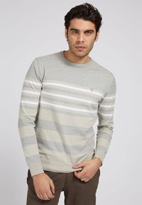 Guess - Sweatshirt - grau - 0